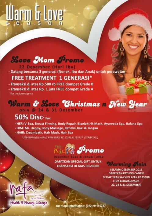 Promo Natal & Tahun Baru