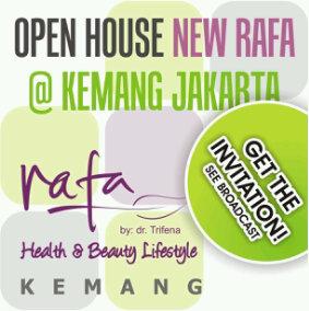 Opeen House New Rafa @Kemang Jakarta