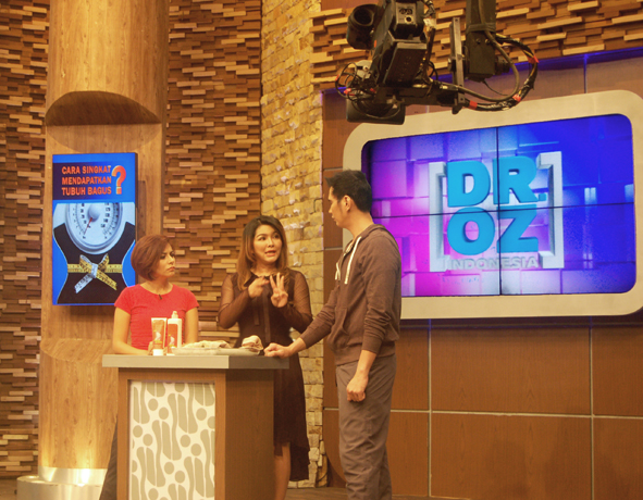Dokter Trifena DR OZ Indonesia
