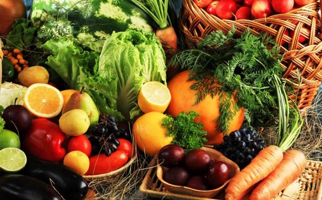 Buah-Sayuran
