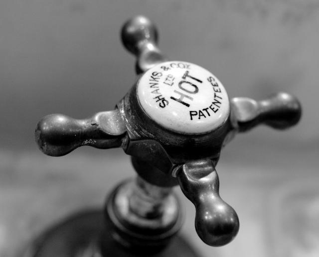 hot-water-tap