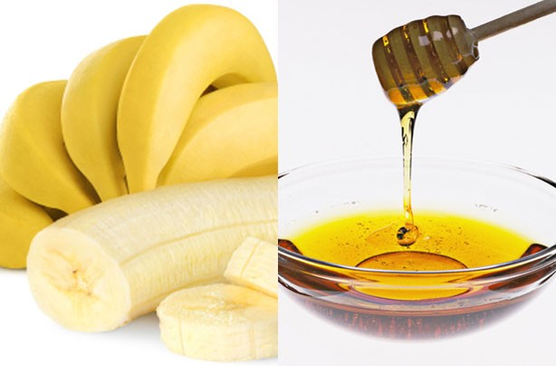 Banana-and-honey