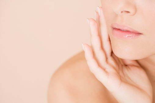 woman-trying-wrinkle-cream-face